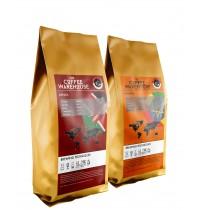 Avantaj Paket Afrika Kenya 250g + Etiyopya 250g  Filtre Kahve (Haftalık Kavrum)