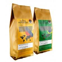 Avantaj Paket Brezilya 250 g + Colombia 250 g Filtre Kahve (Haftalık Kavrum)