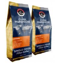 Avantaj Paket 2 x 500gr Etiyopya Filtre Kahve