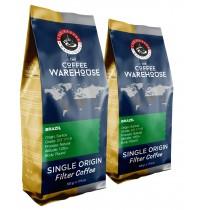 Avantaj Paket 2 x 500gr Brezilya Filtre Kahve