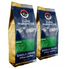 Avantaj Paket 2 x 500gr Brezilya Filtre Kahve (Haftalık Kavrum)