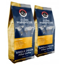 Avantaj Paket 2 x 500gr Colombia Filtre Kahve (Haftalık Kavrum)