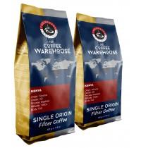 Avantaj Paket 2 x 500gr Kenya Filtre Kahve