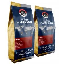 Avantaj Paket 2 x 500gr Kenya Filtre Kahve (Haftalık Kavrum)