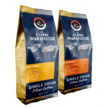 Avantaj Paket (1 KG) Etiyopya 500 g + Colombia 500 g Filtre Kahve (Haftalık Kavrum)